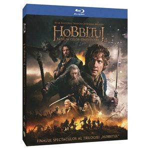 Hobbitul 3: Batalia celor cinci ostiri Blu-ray