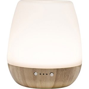Difuzor de aroma cu ultrasunete HOME AD 20, 180ml, 12W, alb-maro