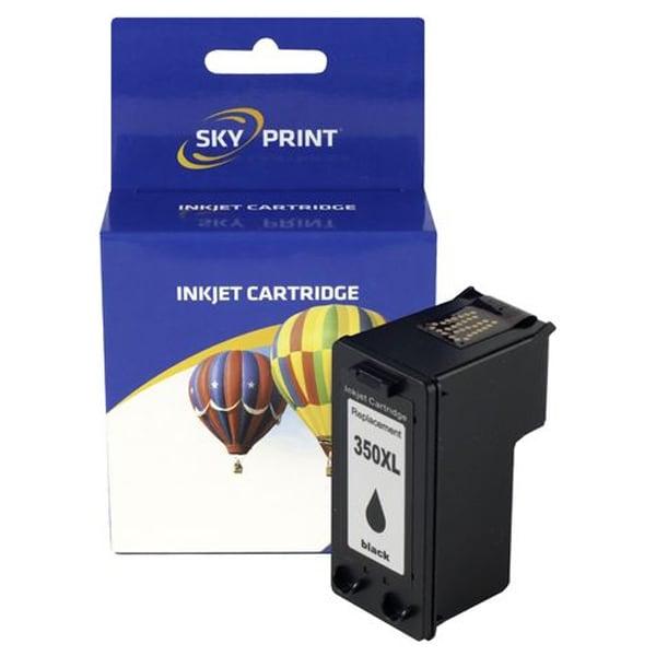 Cartus SKYPRINT SKY-HP 350XL-NEW, negru