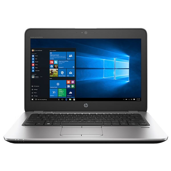 "Laptop HP EliteBook 820 G3, Intel® Core™ i5-6200U pana la 2.8GHz, 12.5"" Full HD, 4GB, SSD 128GB, Intel HD Graphics 520, Windows 10 Pro, Argintiu"
