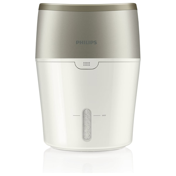 Umidificator PHILIPS HU4803-01, 2l, alb-auriu