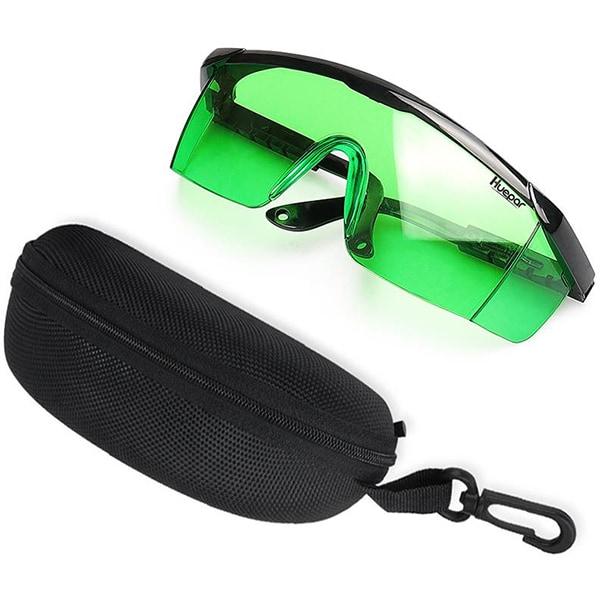 Ochelari de protectie HUEPAR GL01G, verde