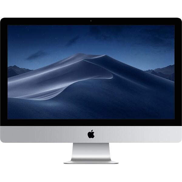 "Sistem PC All in One APPLE iMac mrqy2ro/a, 27"" Retina 5K Display, Intel Core i5 pana la 4.1 GHz, 8GB, 1TB Fusion Drive, Radeon Pro 570X 4GB, macOS Mojave, Tastatura layout RO"