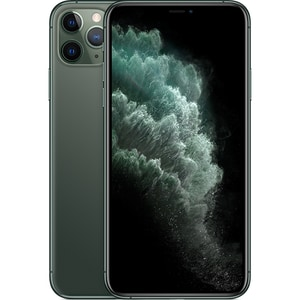 Telefon APPLE iPhone 11 Pro Max, 64GB, Midnight Green