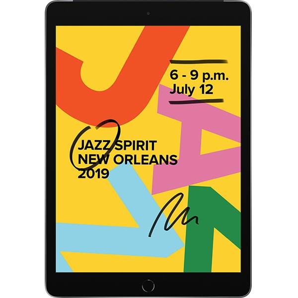 """Tableta APPLE iPad 7, 10.2"""", 32GB, Wi-Fi + 4G, Space Grey"""