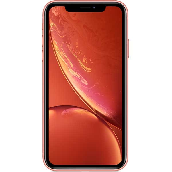 iPhone Xr, 256GB, Coral
