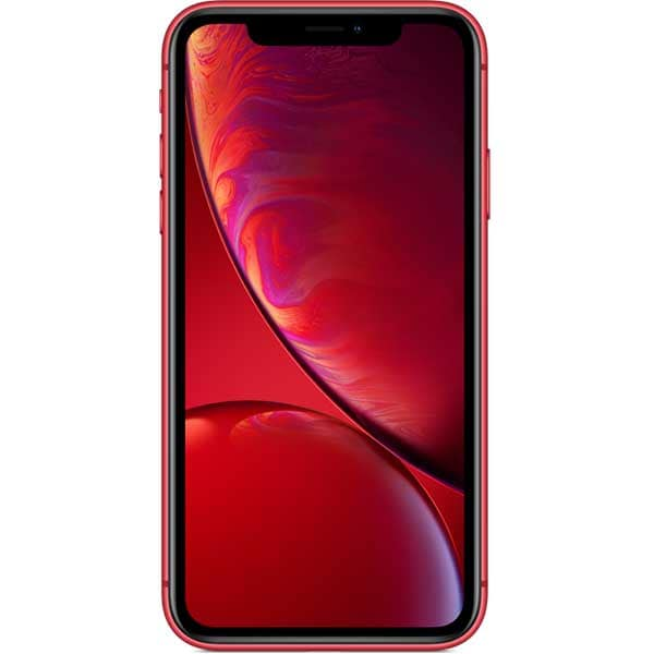 iPhone Xr, 256GB, (Product) Red