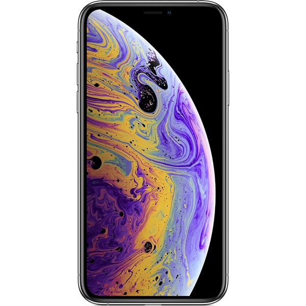iPhone Xs, 64GB, Silver