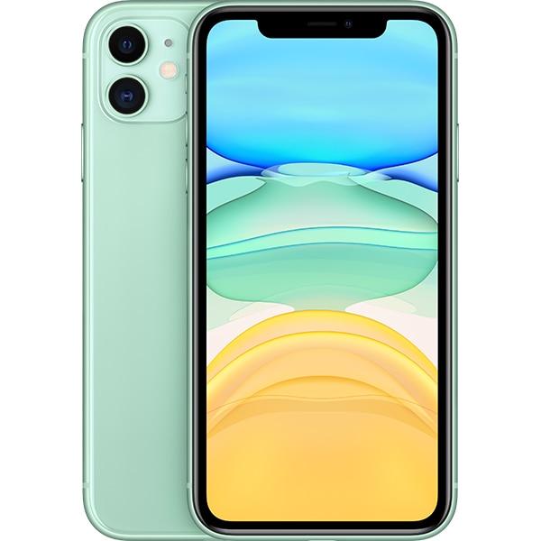iPhone 11, 64GB, Green