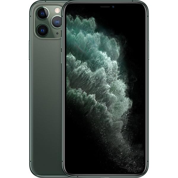 iPhone 11 Pro Max, 64GB, Midnight Green
