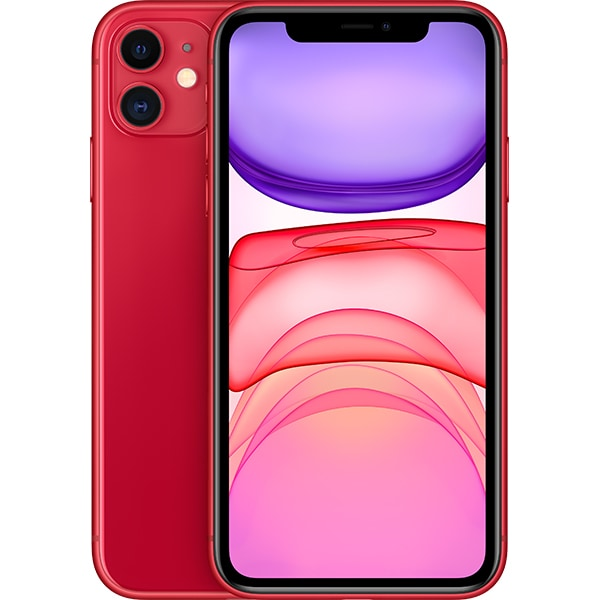 iPhone 11, 256GB, Product Red