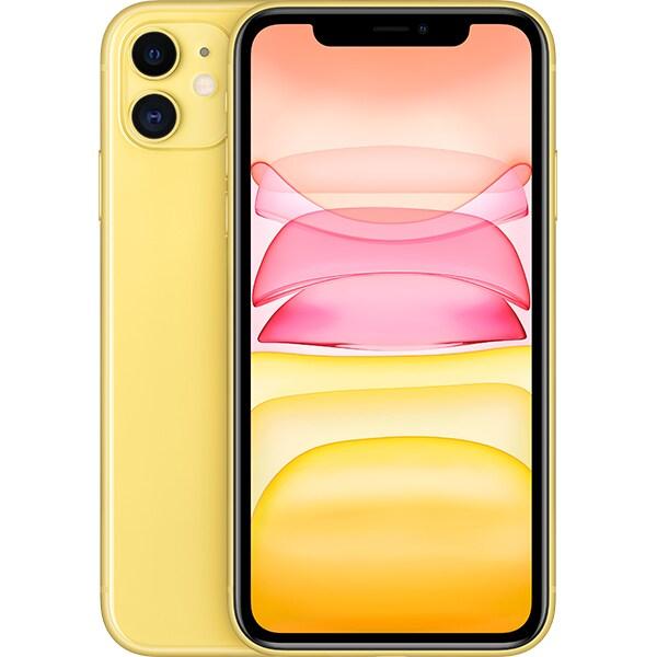 iPhone 11, 256GB, Yellow