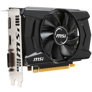 MSI Radeon R7 360 OC, 2GB GDDR5 (128 Bit), HDMI, DVI, DP, R7 360 2GD5 OC