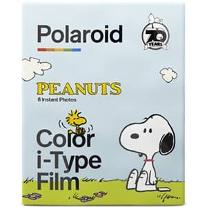 Film original color Polaroid pentru Polaroid i-Type, Peanuts