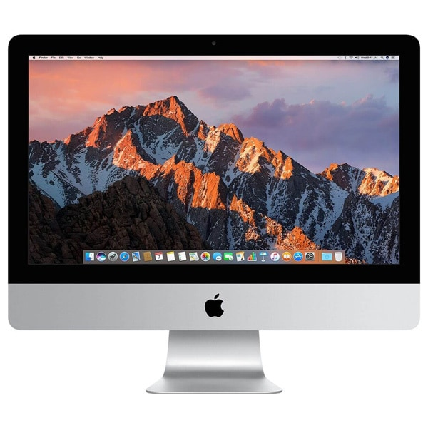 "Sistem PC All in One APPLE iMac mmqa2ro/a, 21.5"" IPS Full HD, Intel Core i5 pana la 3.6GHz, 8GB, 1TB, Intel Iris Plus Graphics 640, MacOS Sierra-Tastatura layout RO"