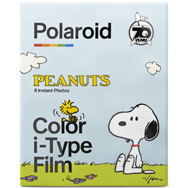 Film color Polaroid pentru Polaroid i-Type, Peanuts