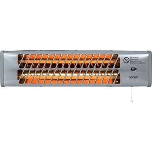 Incalzitor terasa cu tub de cuart HOME FK 24, 1200W, IP X4