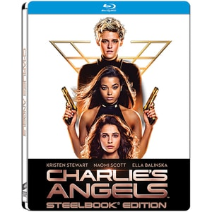 Ingerii lui Charlie 2019 Steelbook Blu-ray