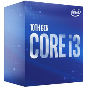 Procesor Intel Core i3-10100F, 3.6GHz/4.3GHz, Socket FCLGA1200, BX8070110100F