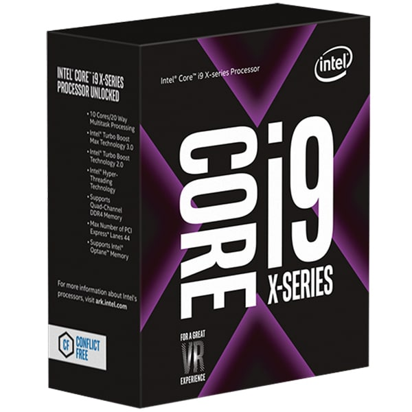 Procesor Intel Core i9-10900X, 3.7GHz/4.5GHz, Socket FCLGA2066, BX8069510900X