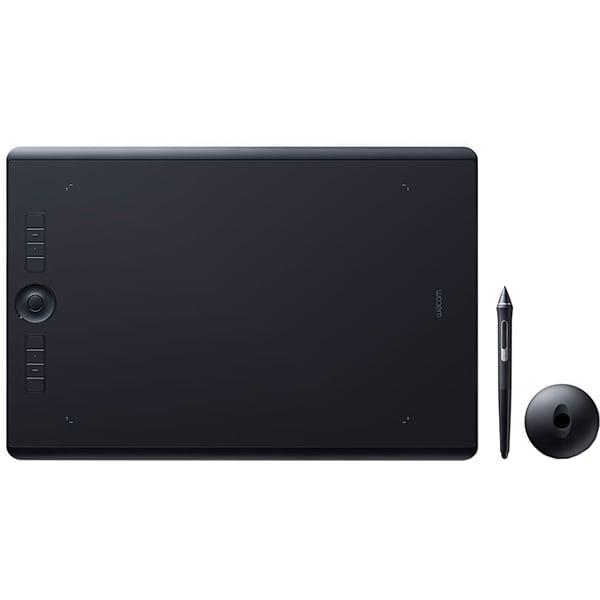 Tableta grafica WACOM Intuos Pro M, negru