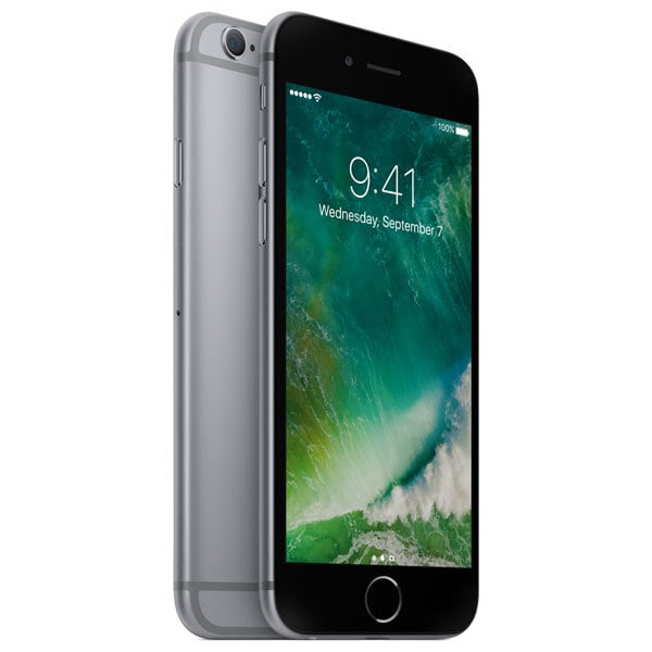 iPhone 6S, 32GB, 2GB RAM, Space Gray