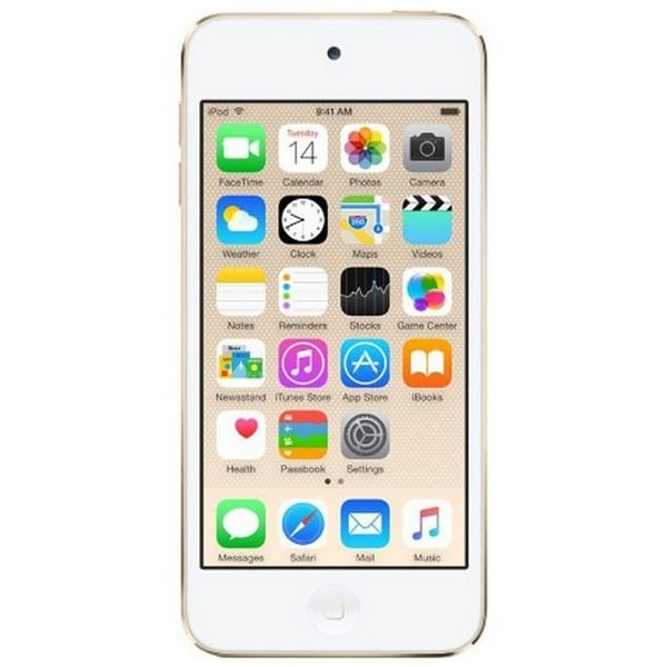 iPod Touch APPLE MVHT2HC/A , 7th gen, 32GB, gold