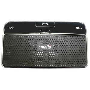 Car Kit SMAILO Cool Music BT03, Bluetooth, negru