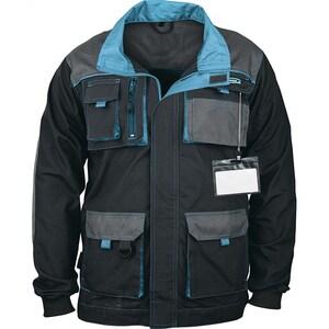 Jacheta de protectie GROSS, marime XXL, albastru-negru