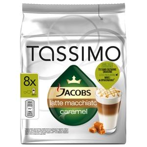 Capsule TASSIMO Jacobs Caramel Macchiato, 16 capsule, 268g