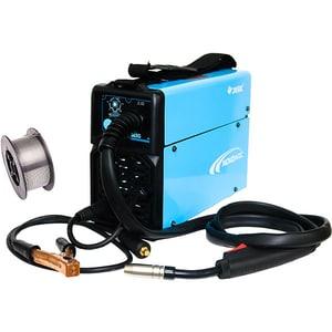 Invertor de sudura MIG-MAG JASIC Novo MIG 130, 40-120A, 7.1kVA, diametru sarma 0.6-0.9mm + rola de sarma 1kg