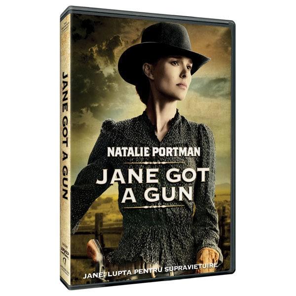 Jane: Lupta pentru supravietuire DVD