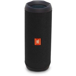 Boxa portabila JBL Flip 4, Bluetooth, Bass Radiator, Waterproof, negru