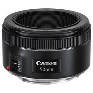 Obiectiv foto CANON EF 50mm f/1.8 STM
