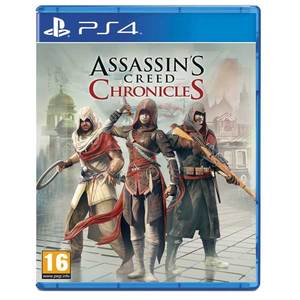 Assassin's Creed Chronicles Trilogy PS4