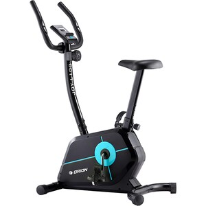 Bicicleta magnetica ORION JOY L100, volanta 5 kg, greutate suportata 110 kg, 8 trepte, negru