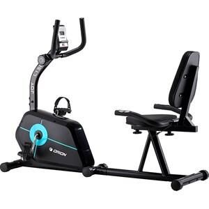Bicicleta magnetica ORION JOY L150, volanta 5 kg, greutate suportata 110 kg, 8 trepte, negru