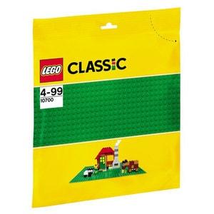 LEGO Classic: Placa de baza verde 10700, 4 ani+, 1 piesa
