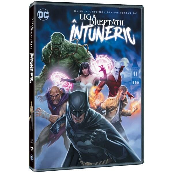 Liga Dreptatii - Intuneric DVD