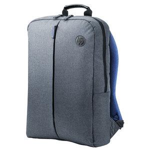 "Rucsac laptop HP Value K0B39AA, 15.6"", textil, gri-albastru"