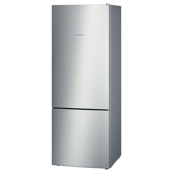 Combina frigorifica BOSCH KGV58VL31S, LowFrost, 500 l, H 191 cm, Clasa A++, argintiu