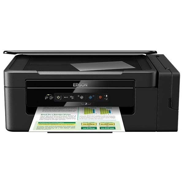 Multifunctional inkjet color EPSON L3060 CISS, A4, USB, Wi-Fi