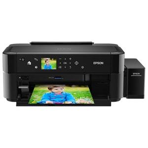Imprimanta inkjet EPSON L810 CISS, A4, USB