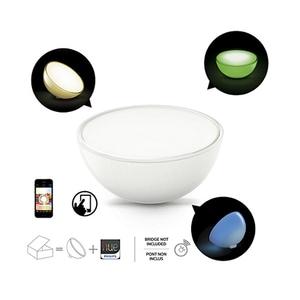 Lampa portabila inteligenta PHILIPS Hue GoLED WiFi, lumina RGB, 6W, alb
