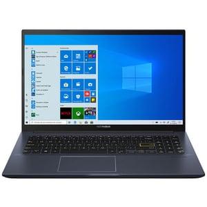 "Laptop ASUS VivoBook 15 M513IA-EJ057T, AMD Ryzen 5 4500U pana la 4.0GHz, 15.6"" Full HD, 8GB, SSD 512GB, AMD Radeon Graphics, Windows 10 Home, albastru"
