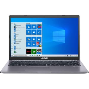 "Laptop ASUS X515EA-BQ1104T, IntelCore i3-1115G4 pana la 4.1GHz, 15.6"" Full HD, 8GB, SSD 256GB, Intel UHD Graphics, Windows 10 S, gri"