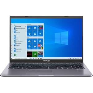 """Laptop ASUS X515JA-EJ034T, IntelCore i3-1005G1 pana la 3.4GHz, 15.6"""" Full HD, 8GB, SSD 256GB, Intel UHD Graphics, Windows 10 Home, gri"""