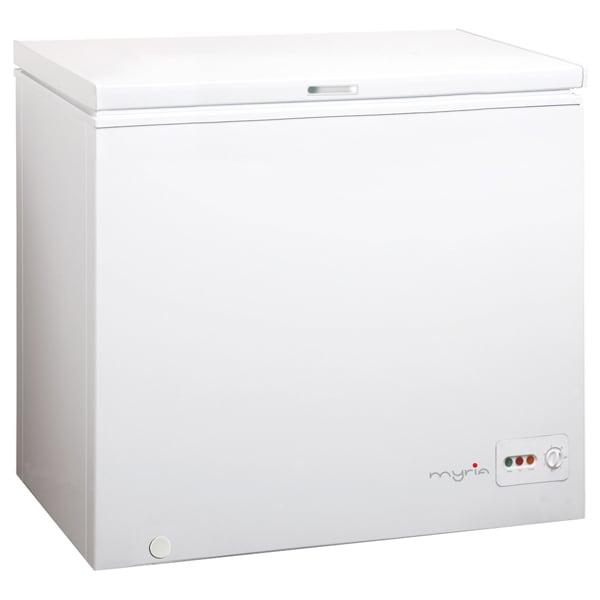 Lada frigorifica MYRIA MY1010, 290 l, 85 cm, A+, alb
