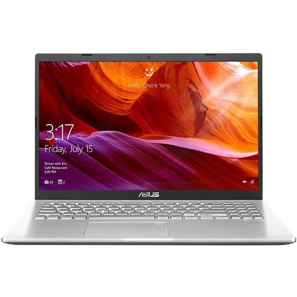 "Laptop ASUS M509DA-EJ025, AMD Ryzen 5 3700 pana la 3.7GHz, 15.6"" Full HD, 8GB, SSD 512GB, AMD Radeon Vega 8, Free DOS, argintiu"