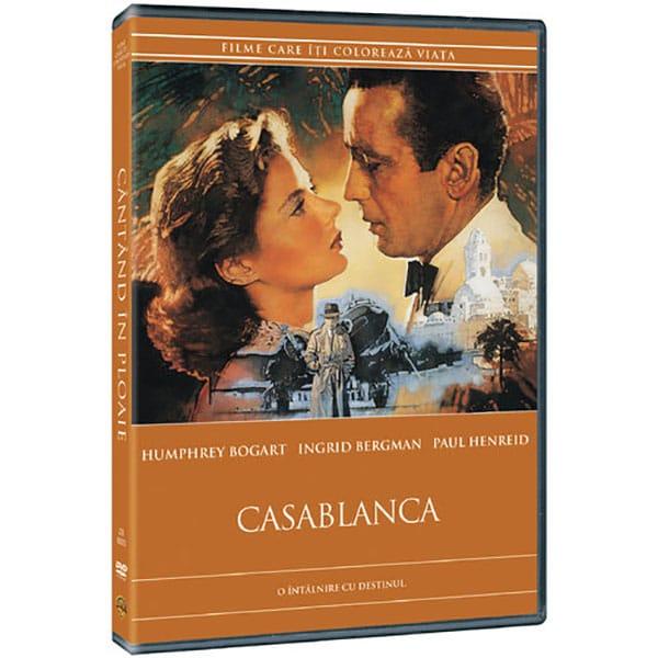 Casablanca DVD Editie limitata